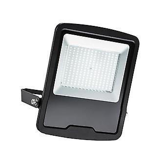 Saxby Osvetlenie Mantra Integrované LED vonkajšie nástenné povodňové svetlo Matný čierny, sklo IP65 78972
