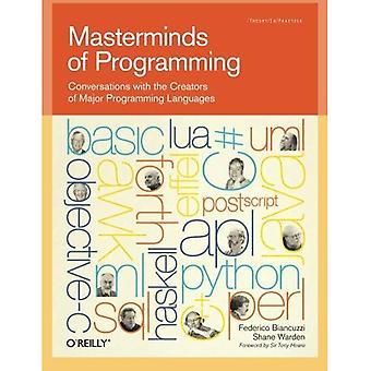 Suunnittelijoiden ohjelmointi: keskusteleminen luovat Major ohjelmointikielet: innostavia keskusteluja luovan Major ohjelmointikielet (teoria käytännössä (O'Reilly))