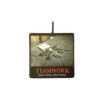 Teamwork Car Air Freshener