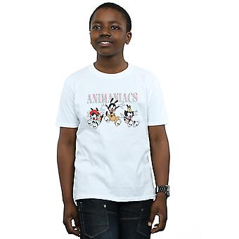 Animaniacs Boys Group Jump T-Shirt