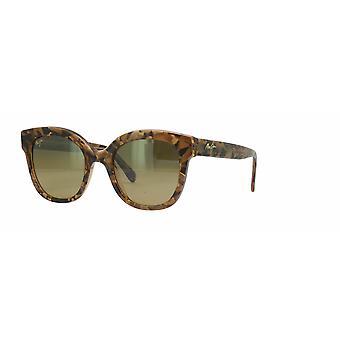 Maui Jim Honi Girl HS751 18A Caramel/HCL Bronzen zonnebril