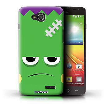 STUFF4 Case/Cover for LG L90 Dual/D410/Frankenstein/Halloween Character