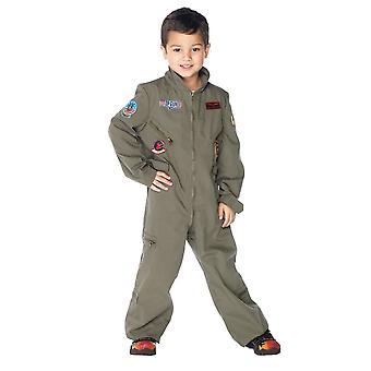 Top Gun Flight Child Costume
