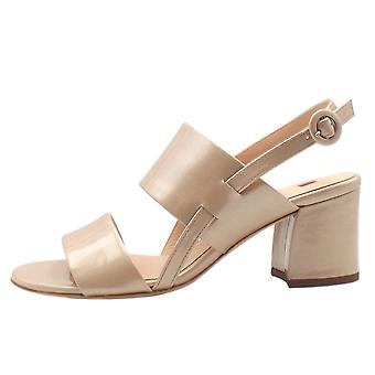 Högl 7-10 5545 Painty Chic Sandals In Nude