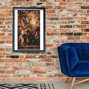 Ticiano - celestial Poster Print Giclée
