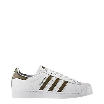 Adidas Original Unisex All Year Sneakers - White Color 32528