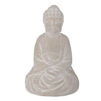 Buddha Sitzzement 30 cm