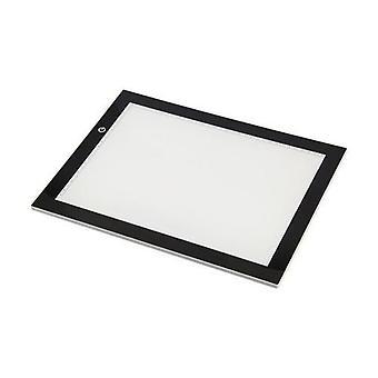 Nellie's Choice LED, ultra thin Light table LED001 368x298x8,5mm