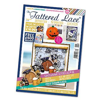 Tattered Lace Magazin Ausgabe 71