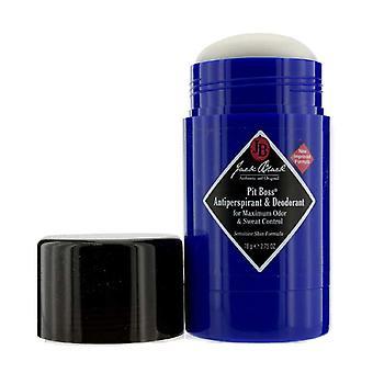 Pit baas anti-transpirant & deodorant gevoelige huid formule 100334 2.75oz