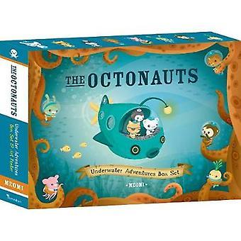 The Octonauts - Underwater Adventures Box Set by Meomi - 9781597021357