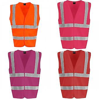 PRO RTX High Visibility Unisex Waistcoat