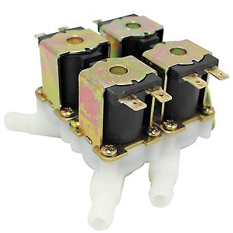 4 Way Electromagnetic Valve Solenoid for Steam Shower EMV