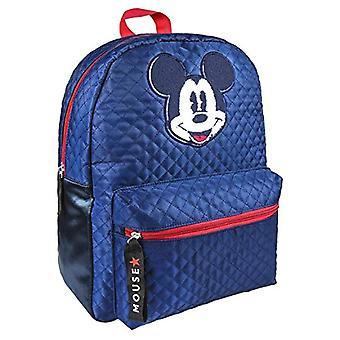 Artesania Cerda Mochila Casual Fashion Mickey Backpack - 40 cm - Blue (Azul)