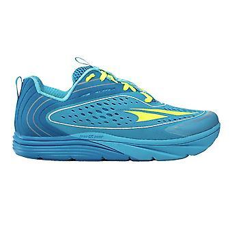 Altra Torin 3,5 Mesh Womens Zero Drop High Cushioning Road Running Shoes Blue