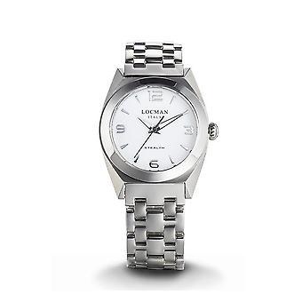LOCMAN - Wristwatch - Ladies - 0804A08A-00WHNKB0 - STEALTH LADY ONLY TIME QUARTZ