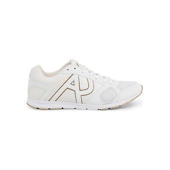 Armani Jeans - Schuhe - Sneakers - 936013_6PH0C_41510 - Herren - Weiß - EU 43