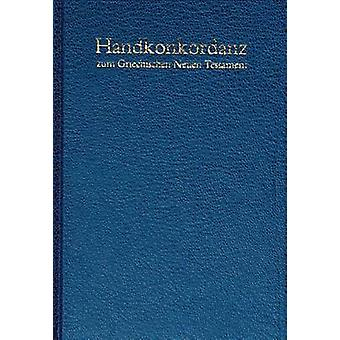 Pocket Concordance to the Greek New Testament by Alfred Schmoller - 9