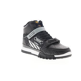 World Of Troop Adult Mens Cobra Mid Lifestyle Sneakers