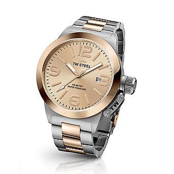 TW Steel CB404 Canteen Bracelet women's watch 40mm