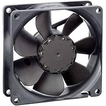 EBM Papst 8412N/2GME Axial fan 12 V DC 55 m³/h (L x W x H) 80 x 80 x 25.4 mm