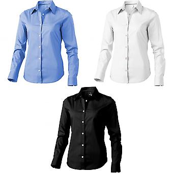 Elevate Hamilton Long Sleeve Ladies Shirt