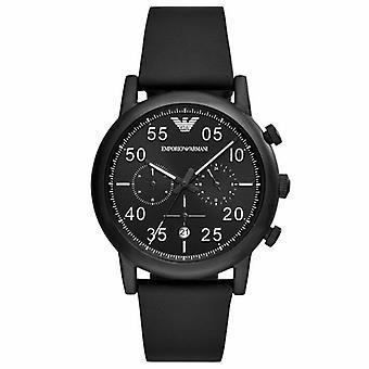 Emporio Armani AR11133 Analog Black Dial Men's Watch