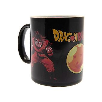 Dragon Ball Z, Heat-Altering Mug - Super Saiyan