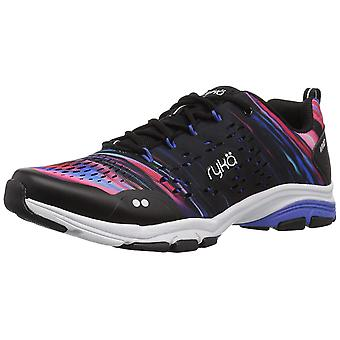 Ryka Womens Vivid RZX Low Top Lace Up Fashion Sneakers