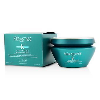 Resistance masque terapeute fiber kvalitet fornyelse masque (for meget beskadiget, over forarbejdede tykt hår) 207138 200ml/6.8oz
