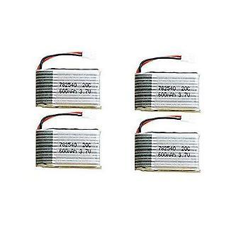 Syma X5c - 4 Batteries 3.7 V Li-Po