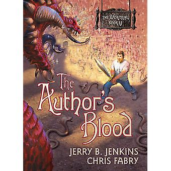 Authors Blood The by Jerry B Jenkins