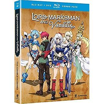 Lord Marksman & Vanadis: Complete serie [Blu-ray] USA import