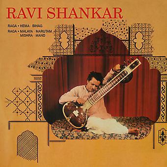 Ravi Shankar - Raga: Hema-Bihag / Malaya Marutam / Mishra-Mand [CD] USA import