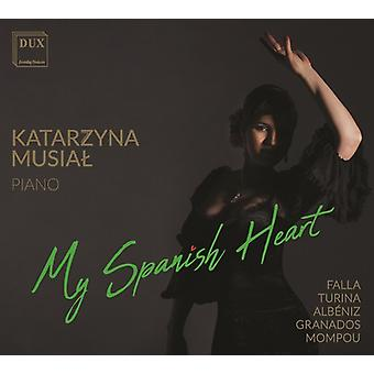 My Spanish Heart [CD] USA import