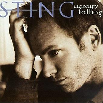 Sting - importazione USA Mercury Falling [CD]