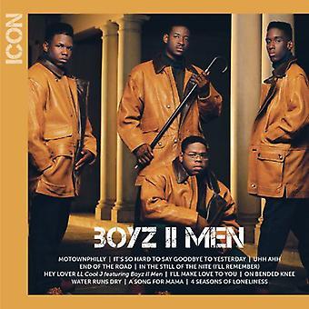 Boyz II Men - Icon [CD] USA import
