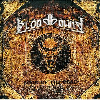 Bloodbound - Book of the Dead [CD] USA import