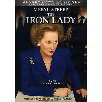 Iron Lady [DVD] USA import