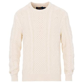 Cable Classic Sweater