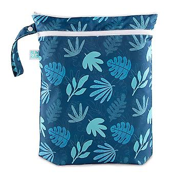 Wet/Dry Bag - Bumkin - Blue Tropic 12.5