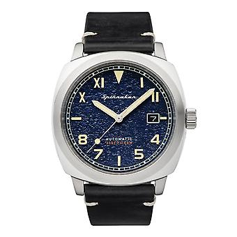Spinnaker SP-5071-02 Gent's Hull Blue Dial Wristwatch
