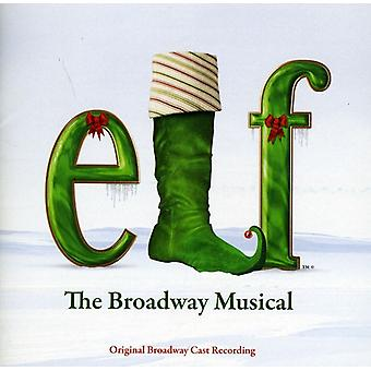 Broadway Cast - Elf: The Broadway Musical [CD] USA import