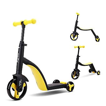 Children's Scooter Tricycle Toy  Foldable