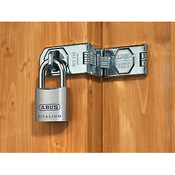 ABUS 80TI/45mm TITALIUM Padlock Carded ABU80TI45C