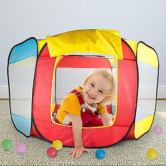 Portable Play Kids Tent -ocean Ball Pool