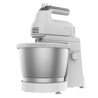 Blender/Konditor Mixer Cecotec PowerTwist Steel 500W 3,5 L Hvid