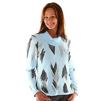 EUGEN KLEIN Eugen Klein Sky Blue Sweater 8362 02076