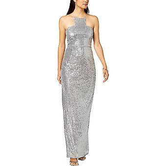 Adrianna Papell | Sequin Cutaway Gown