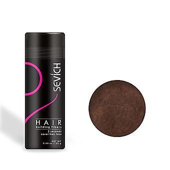 Hair Building Fiber And Applicator For Thickening And Growth